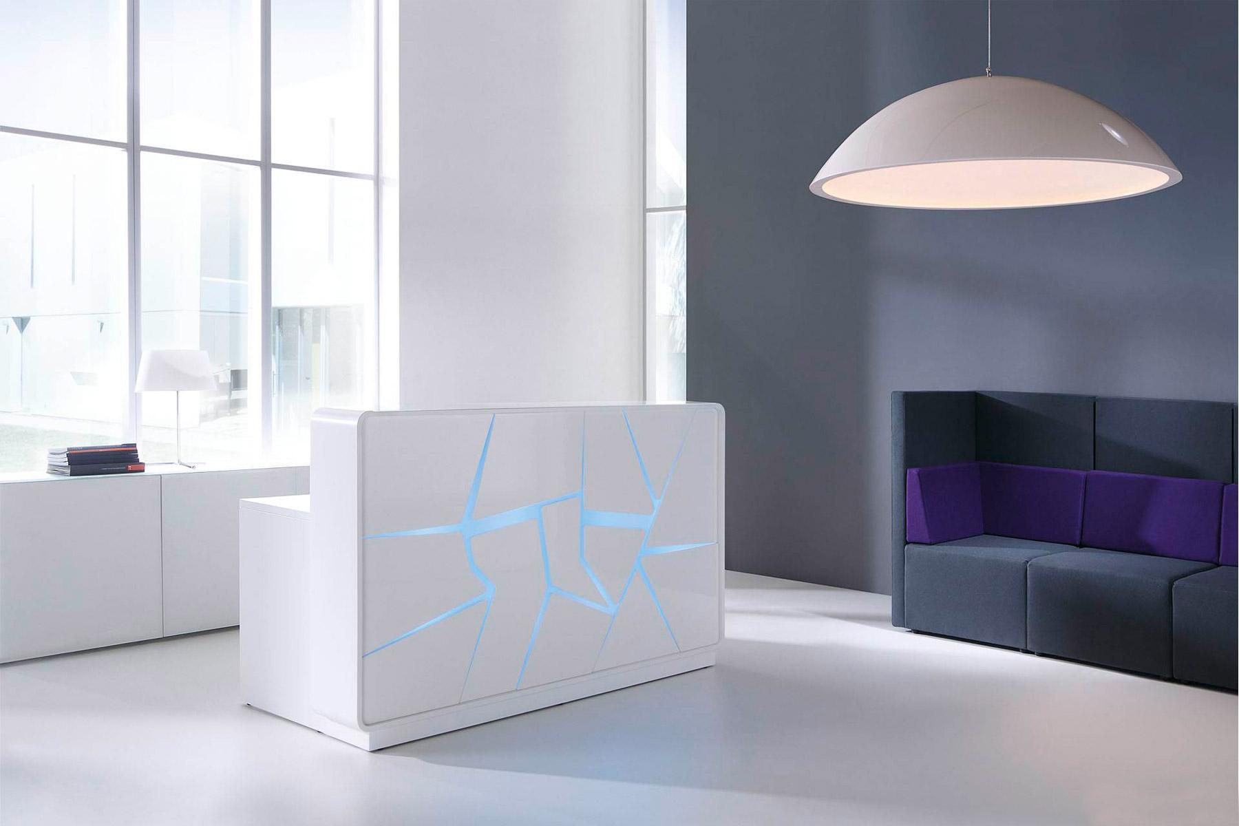 banquise banque d 39 accueil baltys. Black Bedroom Furniture Sets. Home Design Ideas