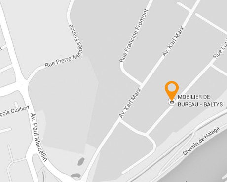 Baltys 9, rue Louis Saillant 69120 Vaulx-en-Velin