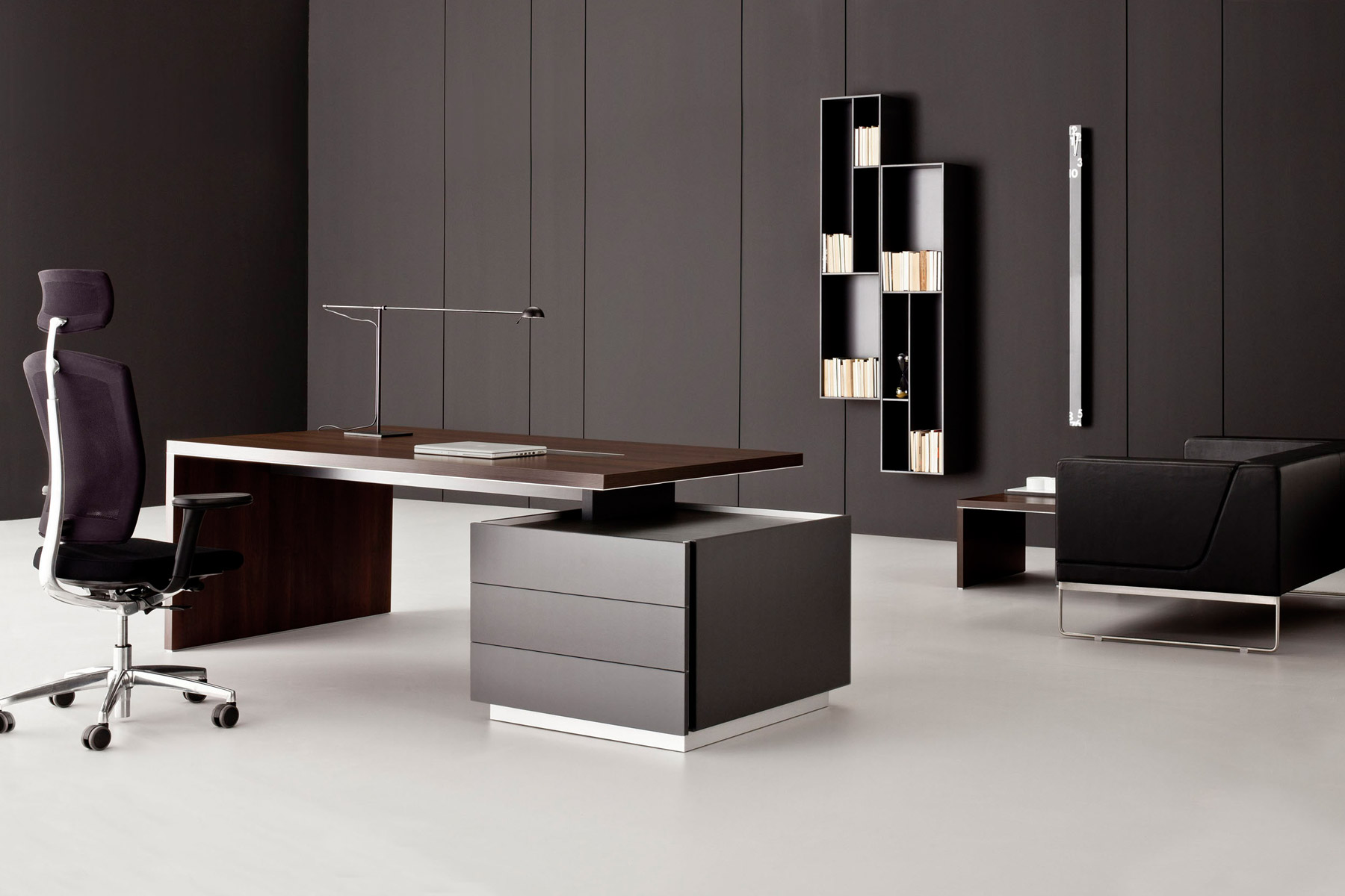ostin bureau de direction baltys. Black Bedroom Furniture Sets. Home Design Ideas