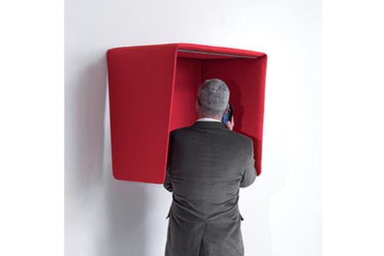 cabine téléphonique pour open space