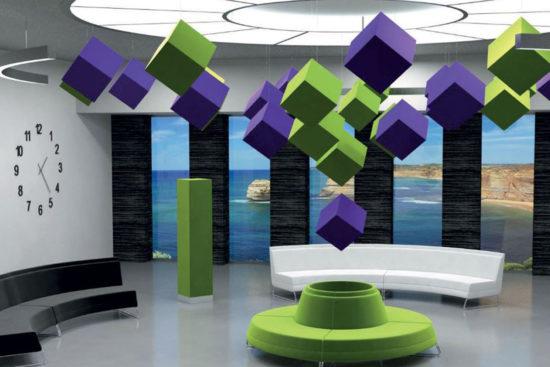 panneau acoustique décoratif