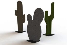 cloison acoustique cactus