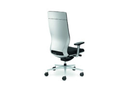 fauteuil de bureau professionnel à roulettes