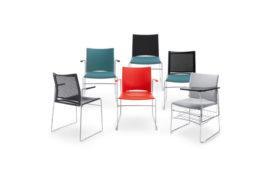 chaise visiteur - mobilier de bureau professionnel