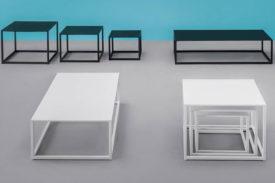 table basse bureau entreprise